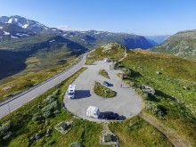 Норвегия завлекает туристов новым видео о Национальной туристической дороге Согнефьелле