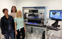 Unit number 5000 of ML STAR Line shipped to Uppsala Biobank