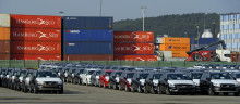 Port of Gothenburg new export port for Volvo cars to Russia and China
