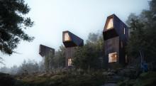 LINK arkitektur har utformet mulighetsstudie av Lauvvik som turistdestinasjon