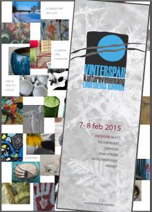 Programmet till Vinterspår 2015 nu klart