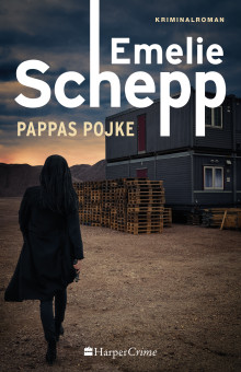 För andra året i rad vinner Emelie Schepp priset som Årets deckarförfattare på Crimetime Specsavers awards!