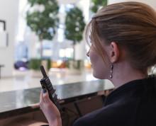 Motorola SL2600 - Senaste tillskottet till Motorolas serie lätta och slimmade DMR-radio