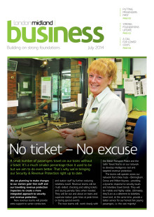 London Midland Business - stakeholder newsletter July 2014