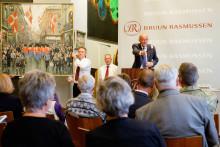 Jesper Bruun Rasmussen 75 år