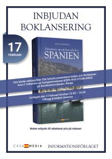 Boksläpp 17/2: Drömmen om att leva och bo i Spanien