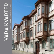 Boken om våra kvarter nominerad till årets Göteborgsbok
