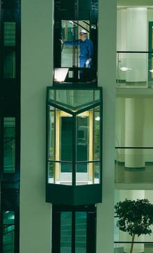 Hur vet du att hissen är säker?