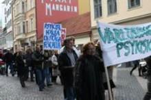 Manifestation lyfte psykisk ohälsa