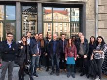 12 entreprenörer från Jönköping på startup-resa till Berlin