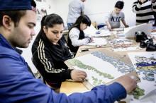 Mosaikfabriken vann årets folkbildarpris 2018