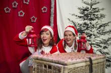 Blåbärsklubbens julkonsert för populär för Bo Linde-salen