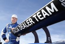Andersson hoppas på drömfinal för Dacia i STCC