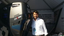 Cox Powertrain: Cox Powertrain Teams with Cartello for its First Monaco Yacht Show