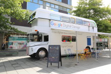 Get on board the Google Bus and learn