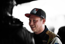 Micke Nyman klar för V8 Thunder Cars 2019 – kör för Memphis Racing