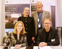 Undervisningsbygg signerer TQM Partner AS