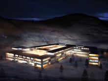 Norconsult prosjekterer nye UNN Narvik Sykehus