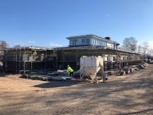 Sofiebergsskolan växer med till- och nybyggnad