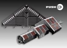 16-våningsplint fördelar mer än 1700 signaler per meter