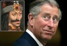 Prins Charles släkt med Dracula?