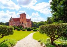 Antikrundan gör stopp vid Torups slott