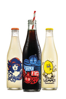 I dag landar Karma Cola i Sverige,  en dryck från världens mest rättvisa företag*