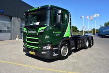 G. Tscherning får ny containerbil