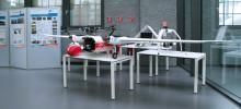 Technische Hochschule Wildau präsentiert zur AERO 2017 neuartigen elektrischen Antrieb für ökoeffizientes Fliegen mit Motorseglern
