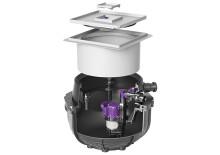 Nyhet - Pumpstationen Aqualift S Compact!