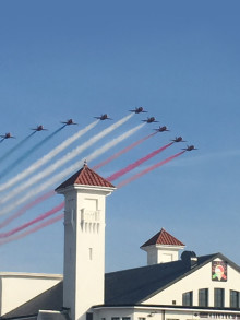 Herd about the International Airshow?