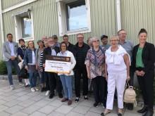Sparbanken Nord stöttar Piteås föreningsliv