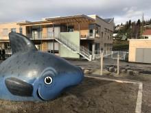 Norges første svanemerkede barnehage åpnet