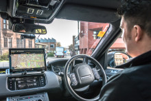 FIRST ON-ROAD TESTS FOR SELF-DRIVING JAGUAR LAND ROVERS