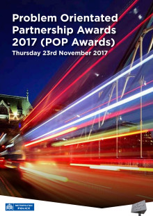 POP awards 2017 - brochure