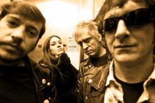 LUCY AND THE RATS: London Garage Pop Quartet Stream Self-Titled Debut Album   Dirty Water Records