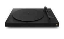 LP's in Hi-Res Audio met nieuwe platenspeler van Sony