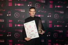 Musikförläggarnas Pris till Albert Schnelzer