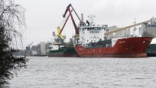 Sjöfarten gör vägnätet mindre sårbart