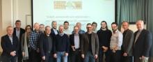 Entusiastiskt deltagande på Nordbygg kring Retursystem Byggpall