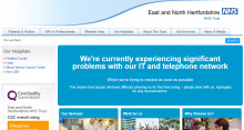 NHS Trusts in England hit by ransomware attacks