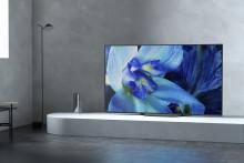 Årets første 4K HDR OLED-TV-er fra Sony er i salg fra mai – her kommer AG8-serien