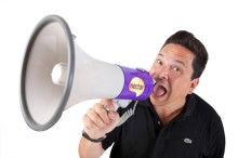 "Dom Joly says ""cheers for ten years"" of Nectar"