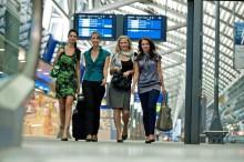 Auf nach Moskau: Ab April 2017 startet Linienflugverbindung vom Flughafen Leipzig/Halle