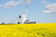 Nu producerar Kraftringen 100 % fossilbränslefri fjärrvärme