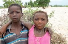 Tusentals barn i stort behov av stöd efter orkanen Matthew