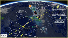Cobham SATCOM: Cobham SATCOM and WxOps Inc.  Support Hawaiian's new EFB Program