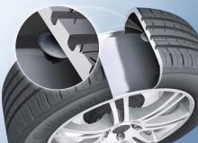 KGK lanserer dekktrykksensorer (TPMS) på det norske markedet
