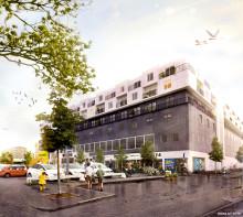 400 studentbostäder byggs i centrala Malmö