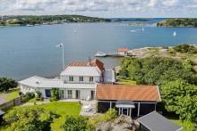 Sjönära villa på västkusten populärast i Sverige
